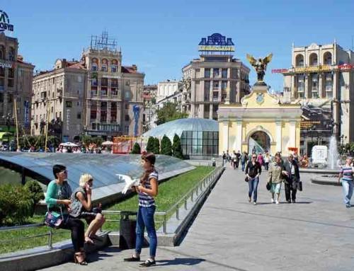 Opportunity In An Unlikely Location – Kiev, Ukraine