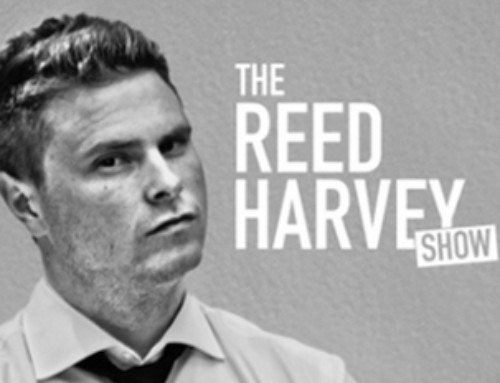 Podcast Interview on The Reed Harvey Show
