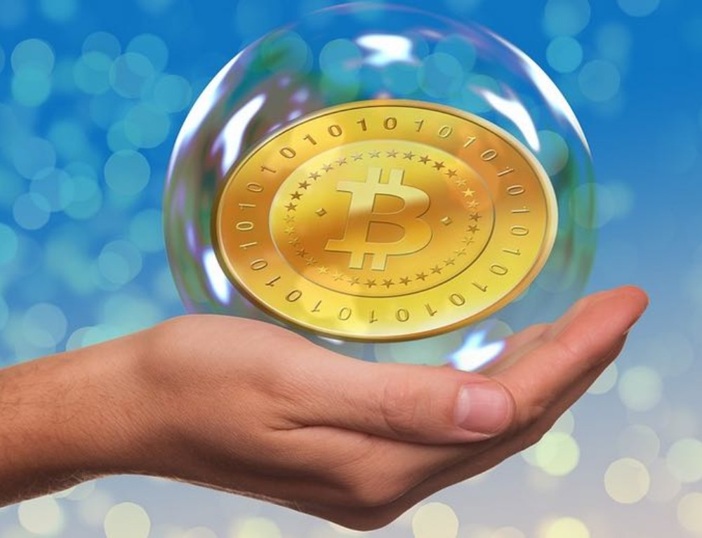 Pop-Proof Bitcoin Bubble